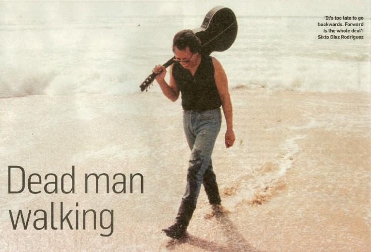 Sunday Times, Culture - Rodriguez & Malik feature