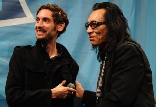 Malik Bendjelloul und Sixto Rodriguez