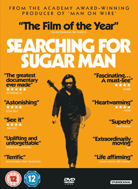 Searching for Sugar Man on DVD and Blu-ray in November