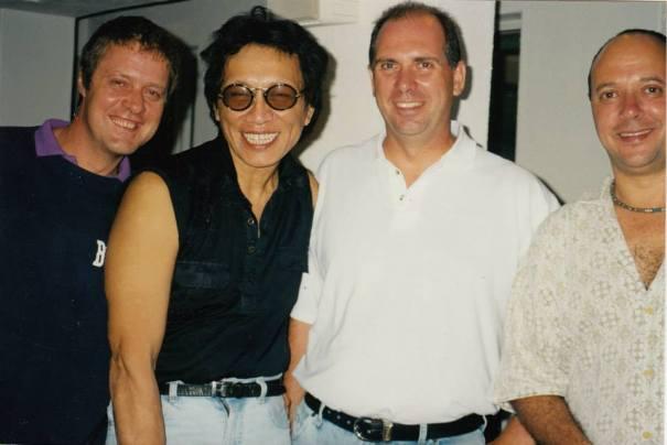 Willem Moller, Rodriguez, Brian Currin, Sugar Segerman | 2 March 1998