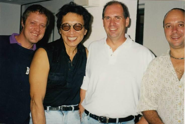 Willem Moller, Rodriguez, Brian Currin, Sugar Segerman   2 March 1998