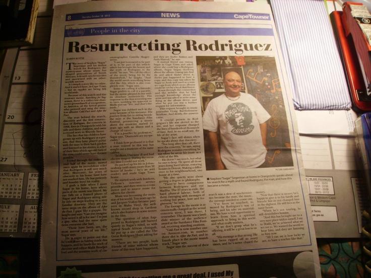 The CapeTowner Newspaper 18 October 2012