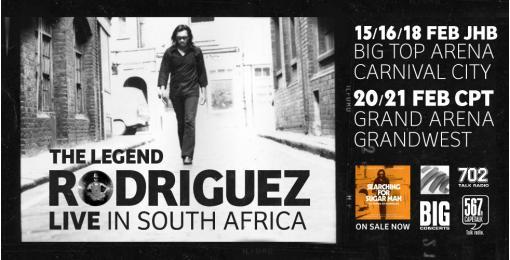 Rodriguez / Big Concerts