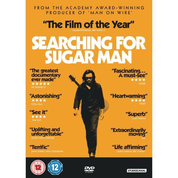 Searching For Sugar Man DVD (UK)