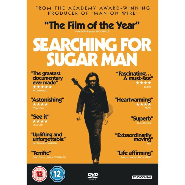 Searching For Sugar Man DVD (UK)