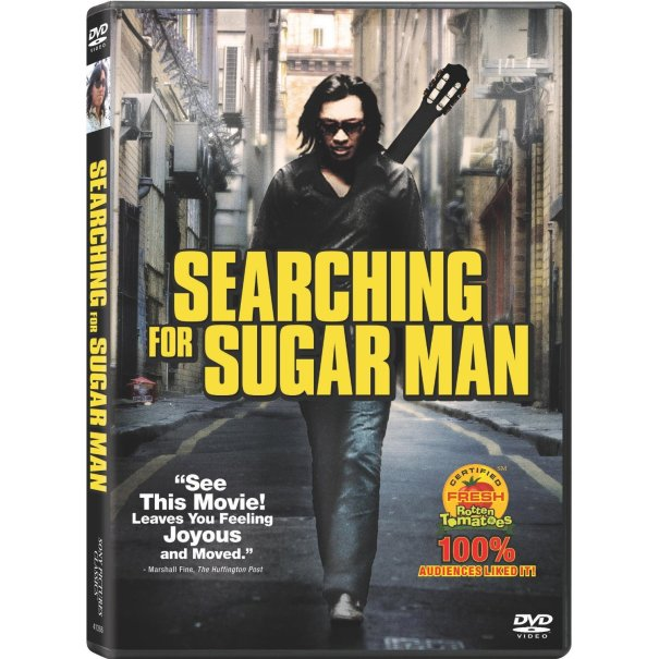 Searching for Sugar Man DVD (USA)