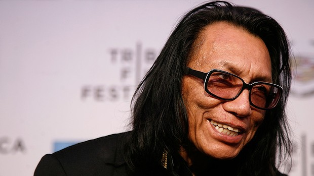 His time has come... Sixto Diaz Rodriguez Photo: Getty Images