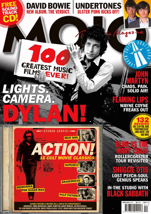 Mojo April 2013