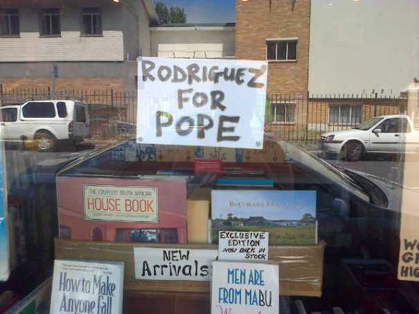 Rodriguez For Pope