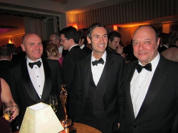 Craig, Malik, Sugar and Oscar