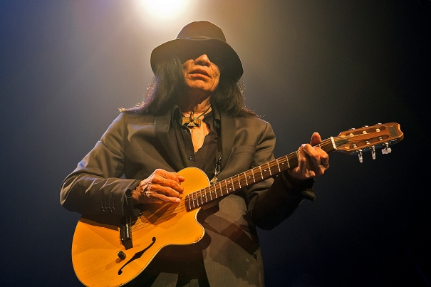 Rodriguez at Enmore Theatre, Sydney, Australia - 19 March 2013 | Kyleigh Pitcher