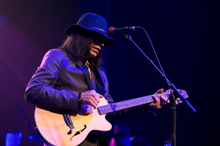 Rodriguez at the Enmore Theatre, Sydney