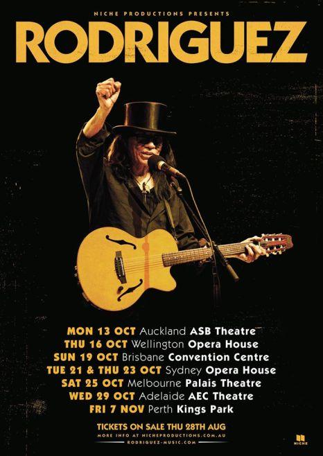 Rodriguez Australia 2014