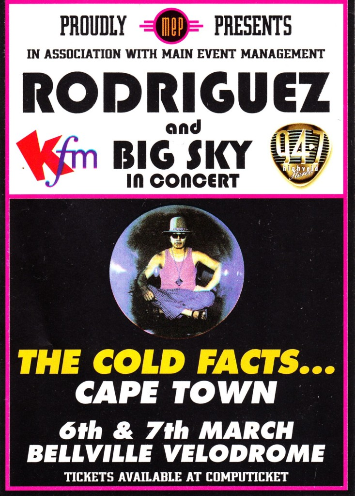 Poster Cape Town