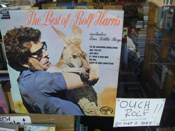 Seen On Mabu Vinyl's Window ...