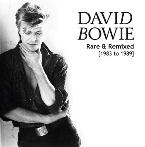 David Bowie - R&R 83-89