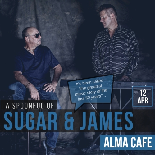 Spoonful Of Sugar And James