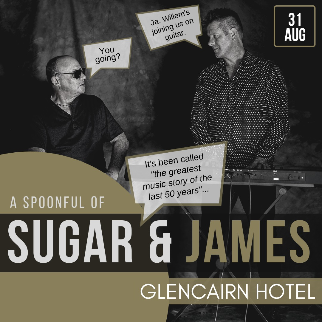 Sugar & James Glencairn